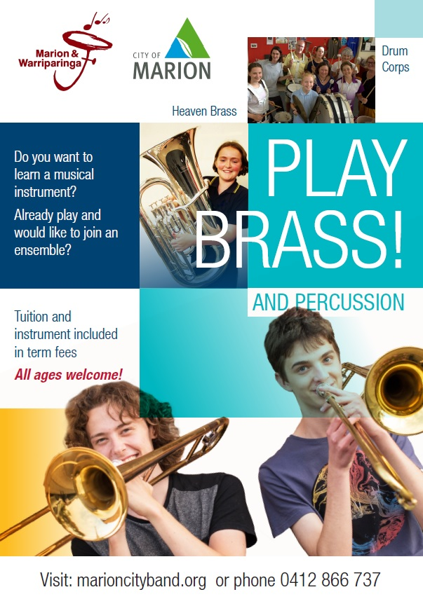 Play Brass!  All Welcome